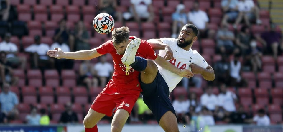 Celtic want Cameron Carter-Vickers on deadline day