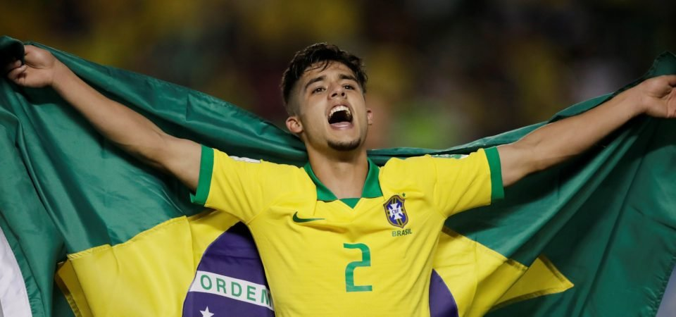 Celtic fail to convince Yan Couto to join
