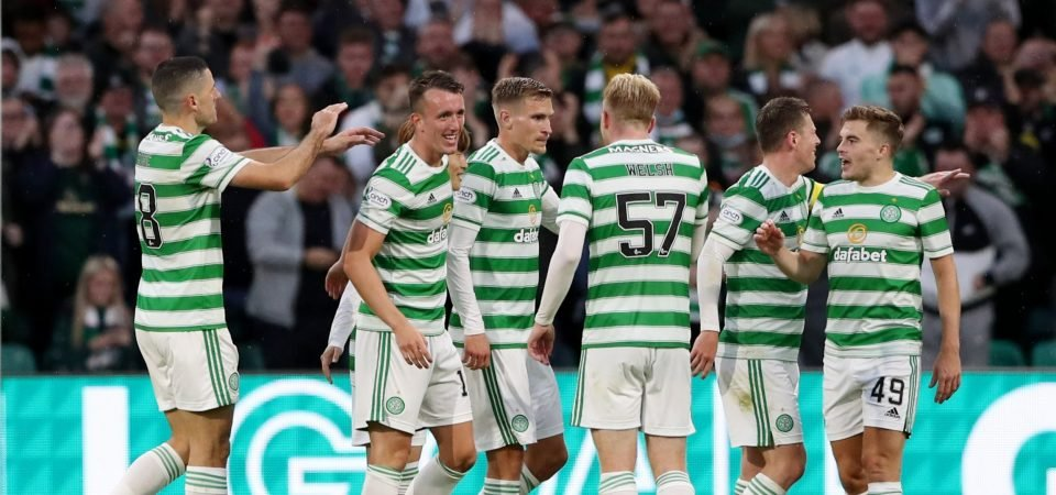 Celtic: David Turnbull was poor in the Old Firm derby