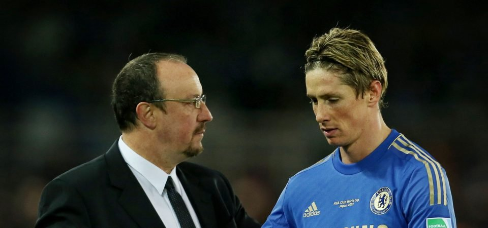 Everton: Benitez could discover his new Torres in Diego Rossi