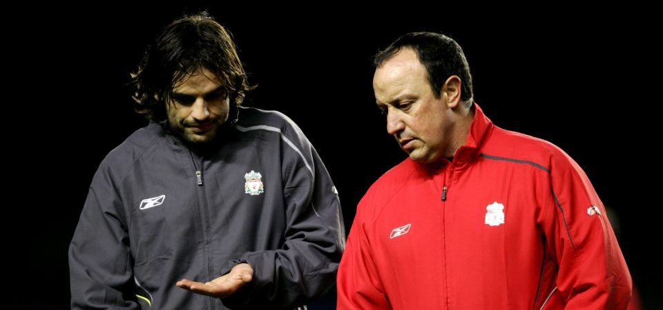 Everton: Benitez can find his new Morientes in Abraham