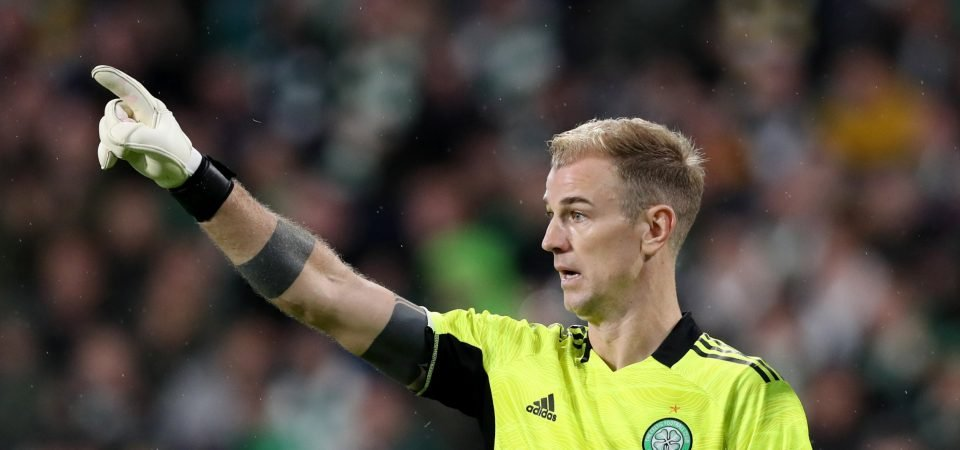 Celtic reporter expects Joe Hart to remain loyal if bids are lodged in January