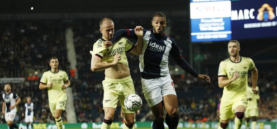 West Brom had a nightmare with Kenneth Zohore deal