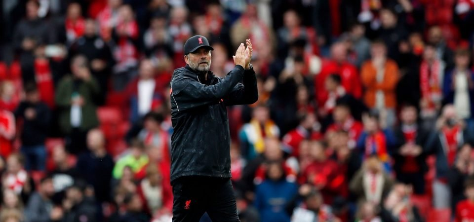Exclusive: Jemson lauds Liverpool after handing out new deal