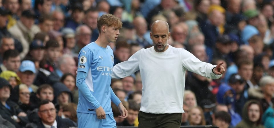 Manchester City: Palmer can be Pep's next Foden