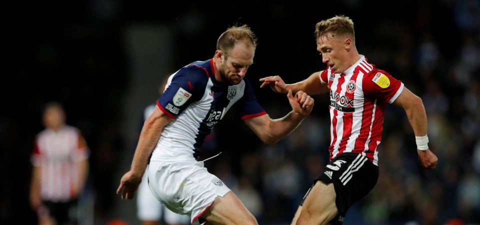 Exclusive: Ex-West Brom player says Matt Clarke update is a sigh of relief