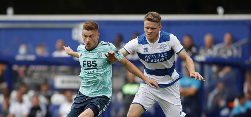 Rob Dickie stole the show for QPR in August