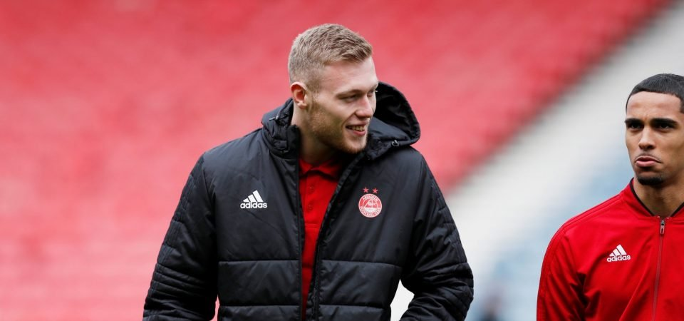 Sheffield Wednesday interested in Sam Cosgrove