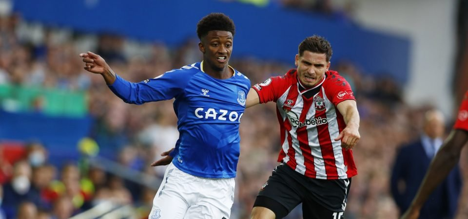 Southampton: Romain Perraud disappointed on his Saints debut