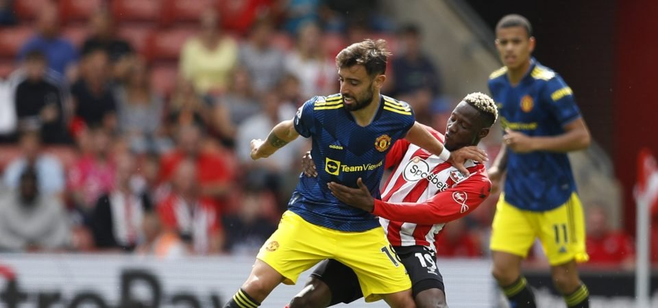 Southampton: Djenepo disappointed against Manchester United
