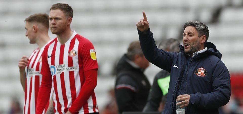 Sunderland: Lee Johnson confirms two injury absences for AFC Wimbledon clash