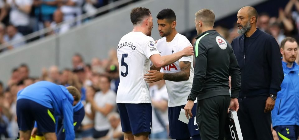 Sky Sports journo wanted to see Alderweireld and Romero play together at Spurs