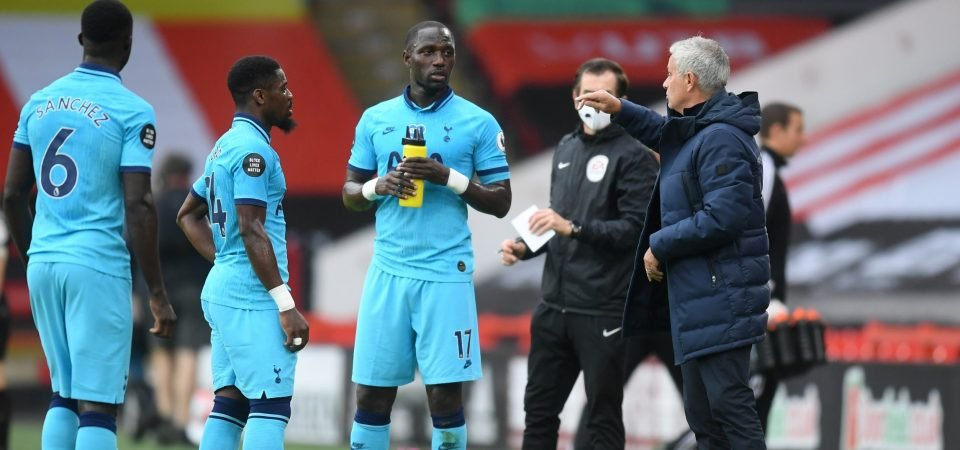 Serge Aurier and Moussa Sissoko edge closer to Spurs exit