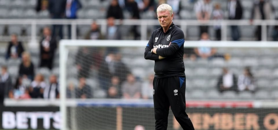 David Moyes sends West Ham fans an exciting transfer hint