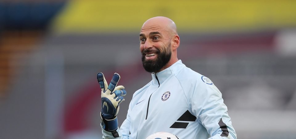 Sheffield United interested in Willy Caballero
