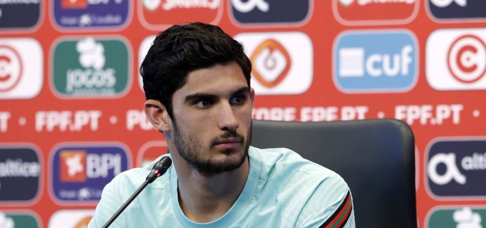 Wolves still interested in signing Goncalo Guedes