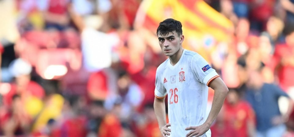 Wolves could find the next Pedri in Alberto Moleiro