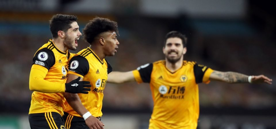 Wolves not actively looking to sell Traore & Neves