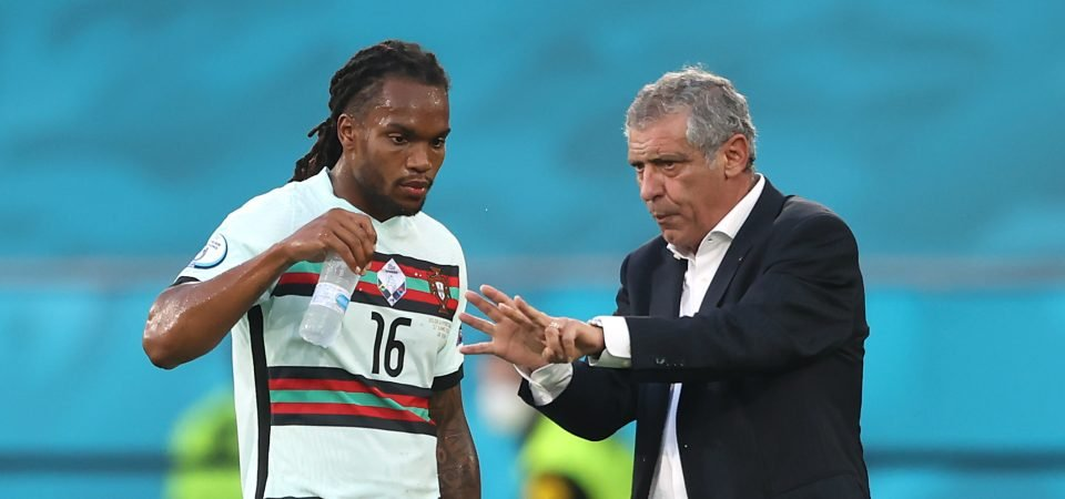Wolves eyeing deadline day move for Renato Sanches