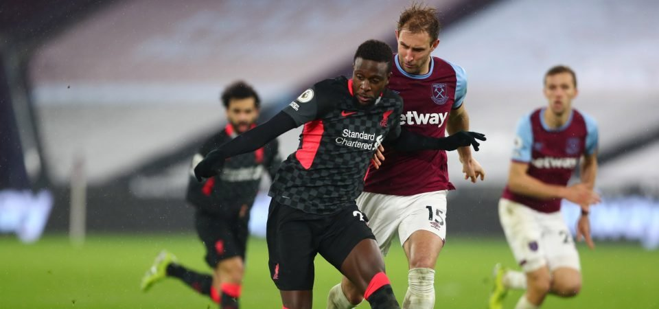 Evening Standard reporter not expecting Divock Origi to seal late West Ham switch