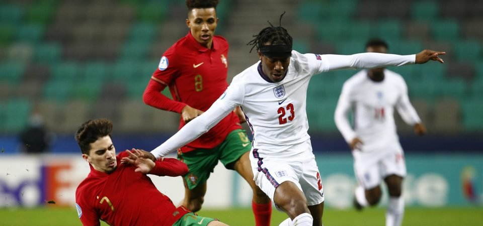 Exclusive: David Norris urges Leeds to win race for Noni Madueke