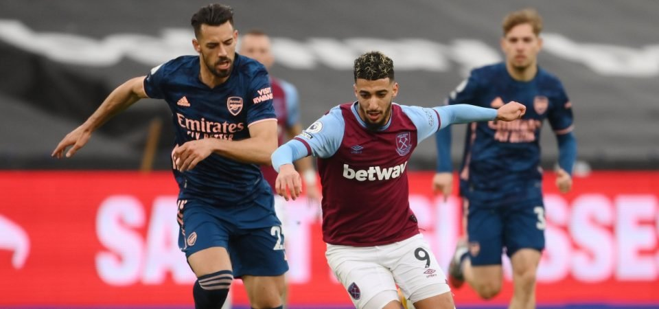 Said Benrahma can be West Ham's perfect Jesse Lingard replacement