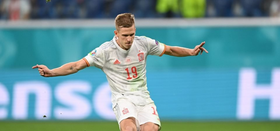 Manchester United: Dani Olmo could be Juan Mata's ideal heir
