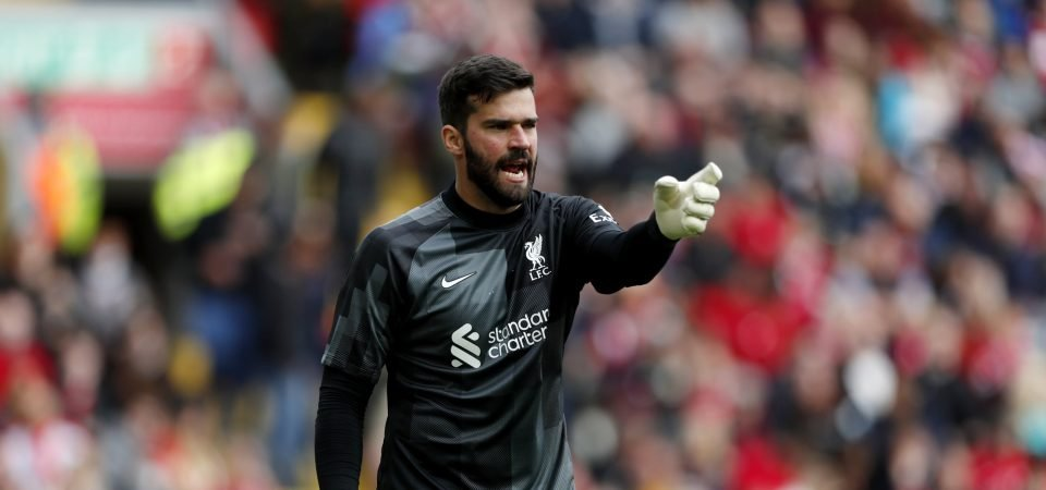 Liverpool receive double selection boost ahead of Leeds clash
