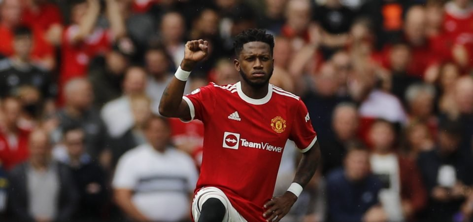 Manchester United made a mistake over Fred