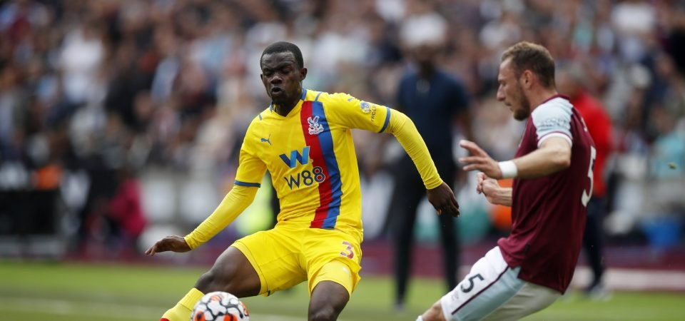 Crystal Palace: Tyrick Mitchell let Patrick Vieira down throughout August