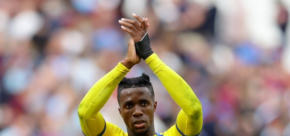 Crystal Palace struck gold over Wilfried Zaha deal