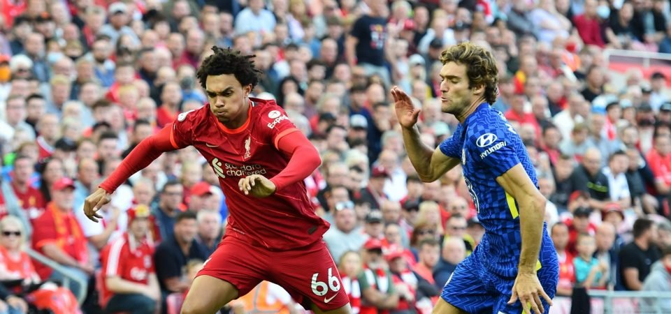 Liverpool: Trent Alexander-Arnold is wanted by Real Madrid