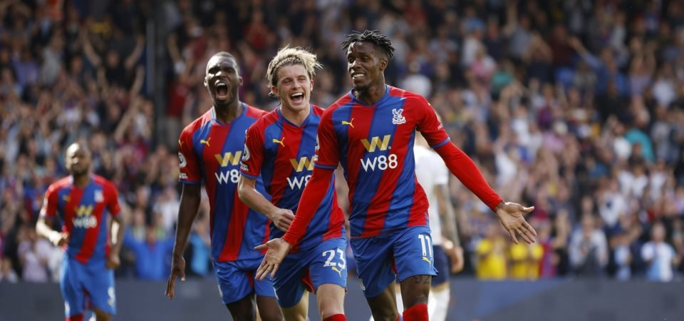 Exclusive: Pundit hails Crystal Palace's intensity and passing against Tottenham