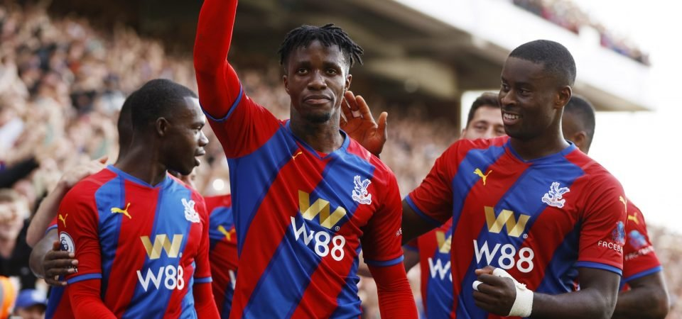 Crystal Palace's attacking options are 'mouth-watering'