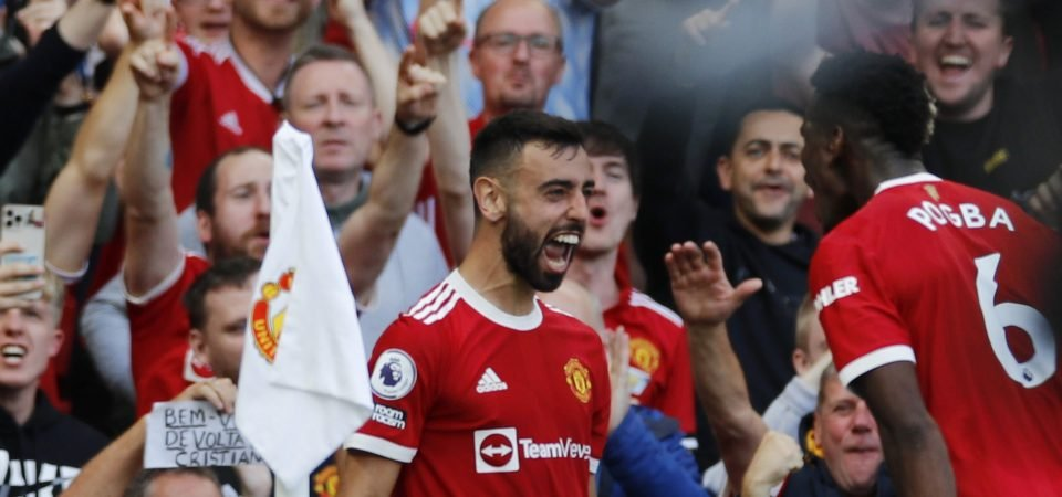 Manchester United: Bruno Fernandes enter contract extension talks
