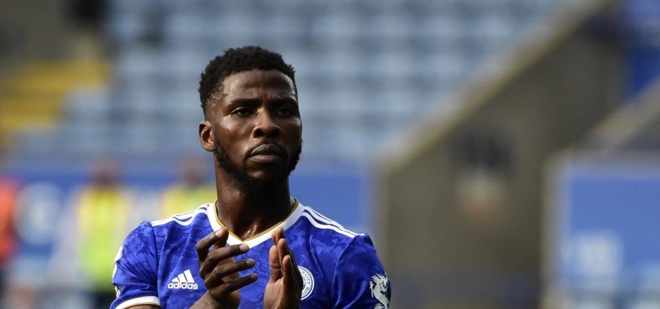 Leicester City: Kelechi Iheanacho must start against Napoli