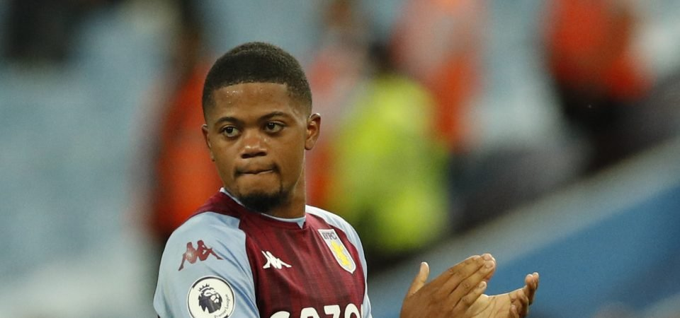 Aston Villa journalist thinks Dean Smith could struggle to find a place for Leon Bailey
