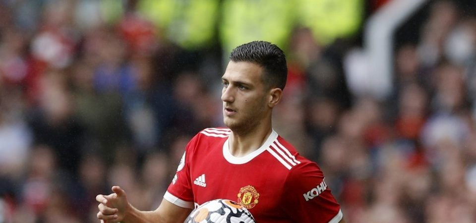 Manchester United: Diogo Dalot was poor against Villarreal