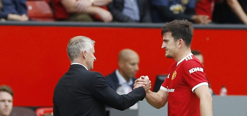 Manchester United suffer Harry Maguire injury blow