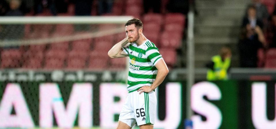 Celtic: Ralston must now be fearing for his place