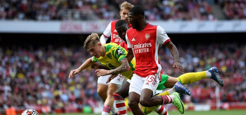 Arsenal's Ainsley Maitland-Niles has golden chance after Granit Xhaka blow