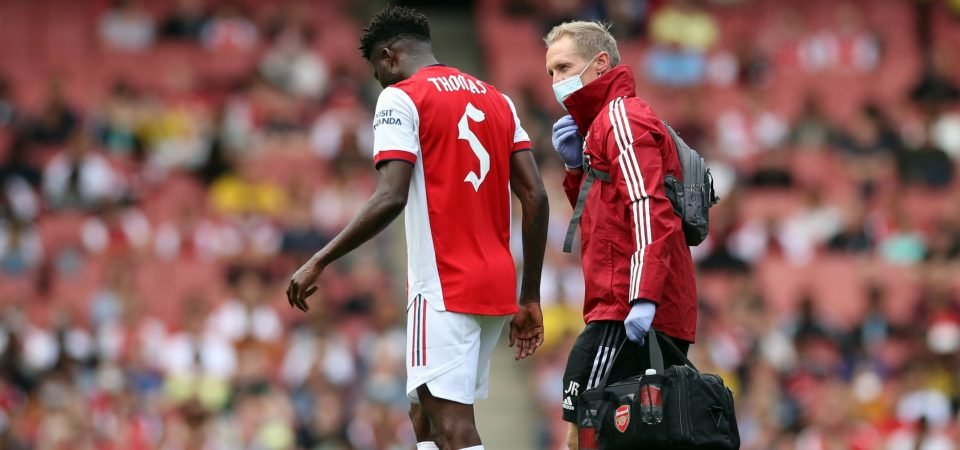 Arsenal handed major injury boost ahead of Norwich City clash