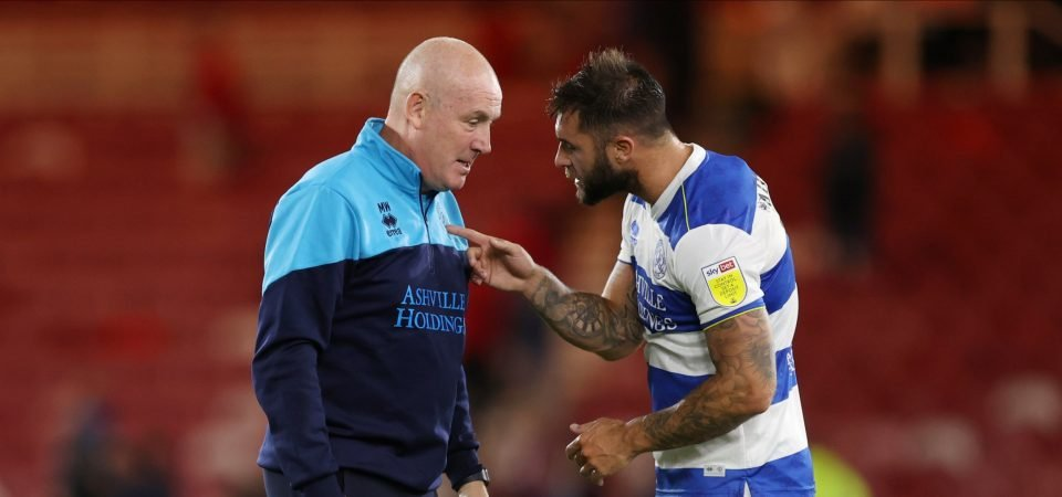 QPR handed double injury boost ahead of Bristol City clash