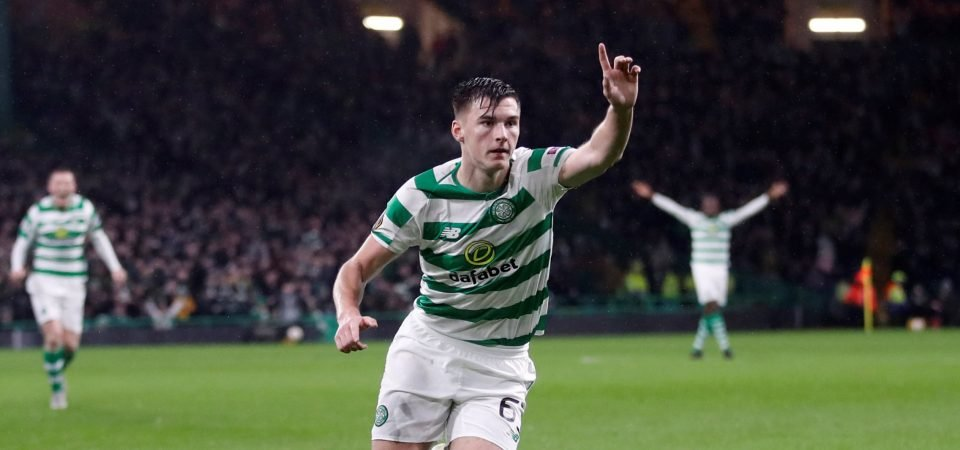 Celtic: Matthew Anderson could be their next Tierney