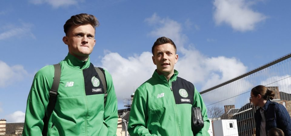 Liam Henderson has enjoyed a fabulous rise after leaving Celtic