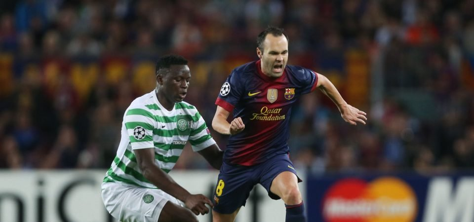 Celtic struck gold with Victor Wanyama sale