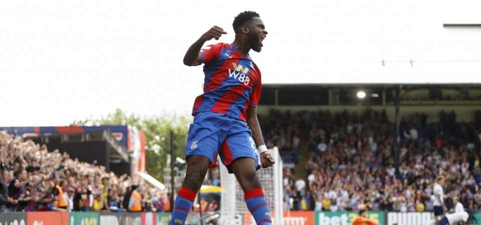 Crystal Palace: Wilfried Zaha and Odsonne Edouard could form a deadly duo