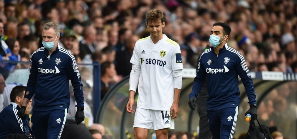Phil Hay drops Leeds United injury update on Diego Llorente after Liverpool defeat
