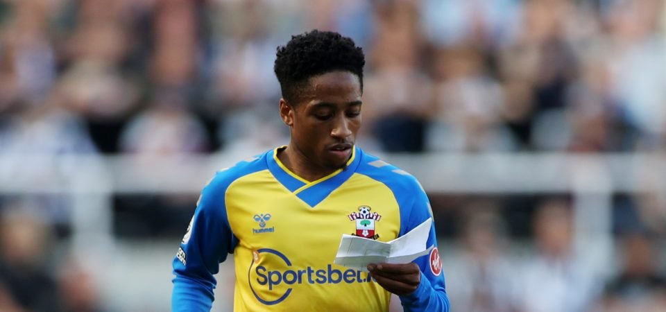 Everton failed with Walker-Peters enquiry on deadline day