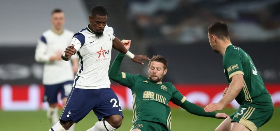 Should Everton sign Serge Aurier on a free transfer?